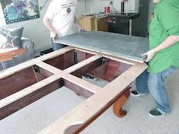 Pool table moves in San Marcos Texas