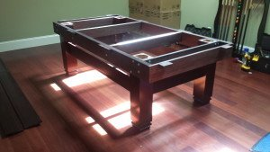 Correctly performing pool table installations, San Marcos Texas