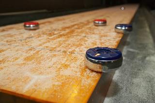 SOLO® Shuffleboard Movers San Marcos, Texas.